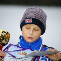 Награждение победителей :: Наталья Добровольская