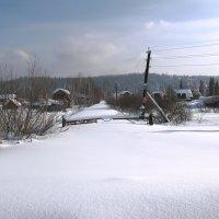 Снежное безмолвие :: Нина северянка
