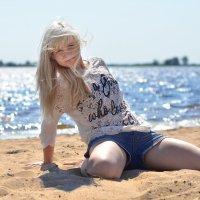 пляж :: Марьям Кружкова