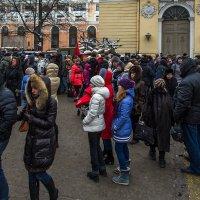 70-ти летию снятия блокады Ленинграда посвящено :: Валентин Яруллин