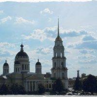 Свято-Преображенский Собор. Рыбинск. :: Алла Рыженко