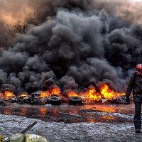События в Киеве :: Сава Юрьев