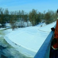 Вид с моста :: Ростислав