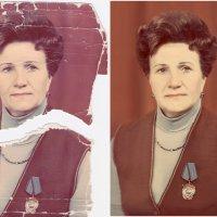Восстановление фотографии :: vowaka Пронин