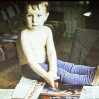 Это я. Начало 70-х. :: Владимир
