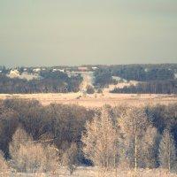 Дорога с другого ракурса :: Juliya Fokina