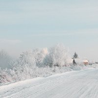 Ещё зима :: Kassen Kussulbaev