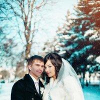 Зимняя свадьба :: Дмитрий Катин