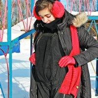 Элиза # Зима # :: Виктория