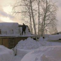 В снежном плену :: Нина северянка