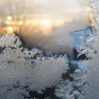 Зима, за окном :: Фотиния М