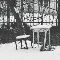 во дворе старого дома :: Татьяна Киселева