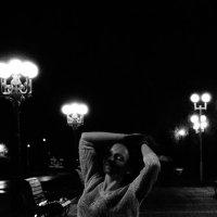 Танцы под дождем :: Кристина Воробьева