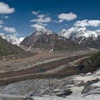 Ледниковая дорога :: Евгения Стасеня