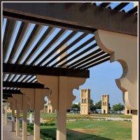 Арабские башни :: Евгений Печенин