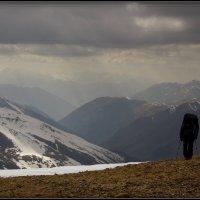 Последние шаги до перевала :: Евгения Стасеня