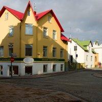 По улочкам Рейкьявика #2 (Исландия) :: Олег Неугодников