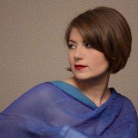 Незнакомка :: Елизавета Ваганова