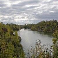 озеро Солдат :: Евгений Овчинников