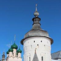 Кремль в Ростове Великом :: Инна Пономарева