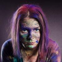 Портрет краски :: Андрей Гуров