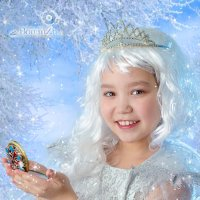 Снежная королева :: Olga Pronina