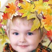 Осенний портрет. :: Olga Pronina