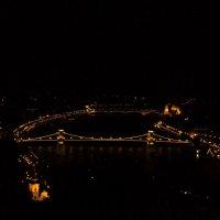 Огни ночного Будапешта :: Annie Kuzz