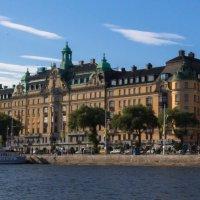 Набережная Стокгольма :: Александр Вельц