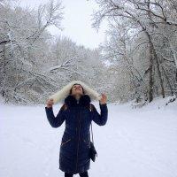 зима :: Елена Воронина