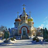 Москва патриаршая(день) :: юрий макаров