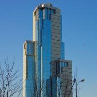 Высотное здание около метро Семёновская :: Игорь Герман