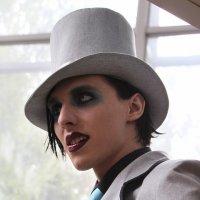 Marylin Manson cosplay :: Евгения Осипова