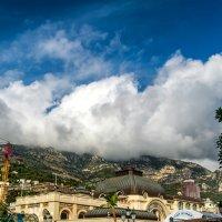 Облака Монако :: Вероника Галтыхина