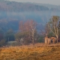 Старая церковь :: Алексей Окунеев