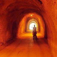 В конце тоннеля... :: Игорь Липинский