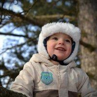 В зимнем лесу :: Сергей