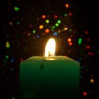 свеча :: Михаил Фролов