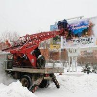 Монтаж баннера :: Вера Кириллова