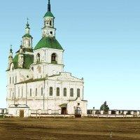 церковь :: OIESYA ZIRYANOVA