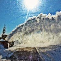 Зима на дорогах :: Анастасия Macintosh