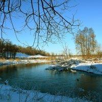 на реке :: Сергей