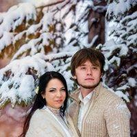 Юля и Артем :: Марина Чурганова