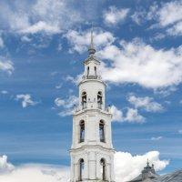 Храм в селе Тетеринское. Косторомская область :: Антон Лебедев