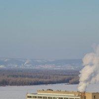 1 февраля 14 года Волга :: Арсений Корицкий