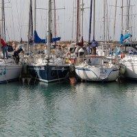 подготовка к выходу в море :: evgeni vaizer