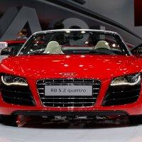 Audi R8 :: Максим Бочков
