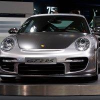 Porsche GT2 RS :: Максим Бочков