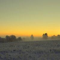 Перед рассветом... :: Олег .