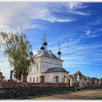 Церковь Рождества Богородицы (1791 г.) :: Александр Назаров